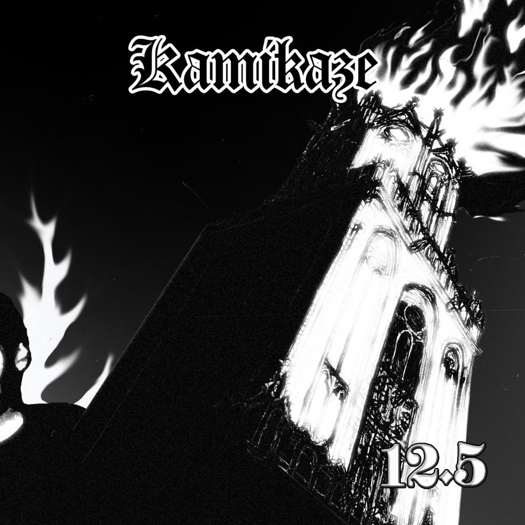 Kamikaze - 12.5 - Cover